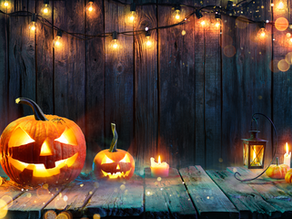 Inspirational Halloween Lights Ideas for your Home or Garden