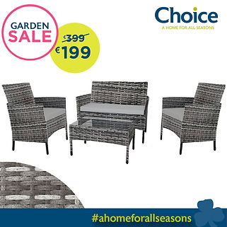 Garden Sale 4 Piece Rattan Furniture Set Now €199.jpg