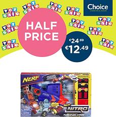 Nerf gun toy sale.png