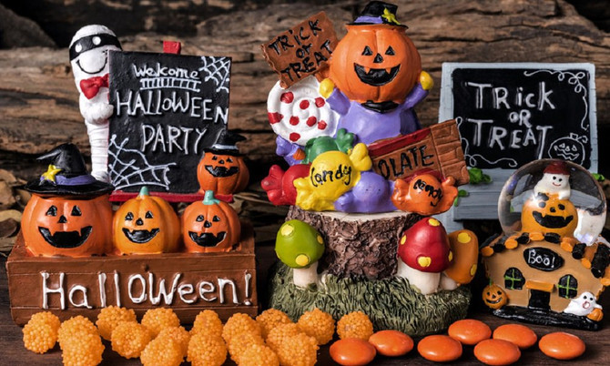 Our Halloween Party Checklist