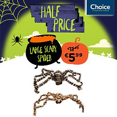 Halloween Half Price Facebook Offers 201
