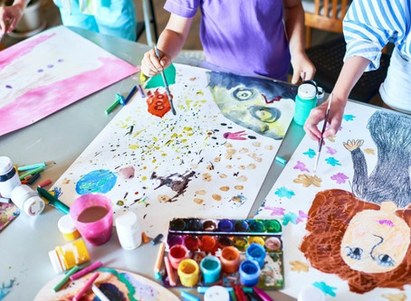 15 Fun things to do with the kids at home