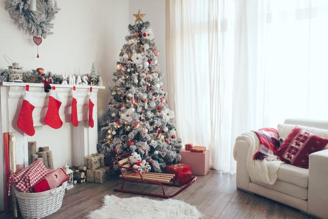 How many lights do I need for my Christmas Tree?