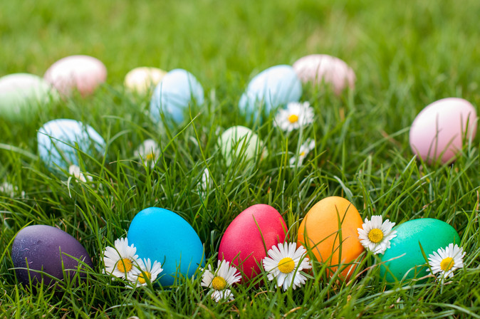 Novel Easter Egg Hunt Ideas