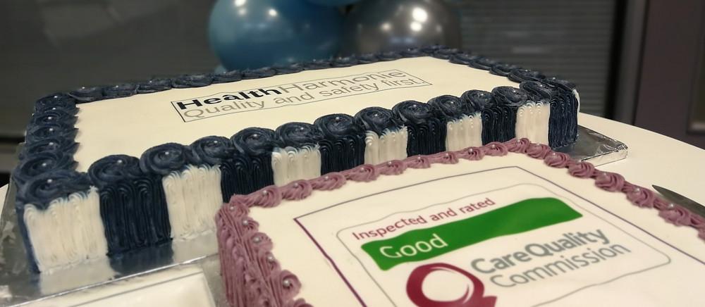 HH Cake celebration