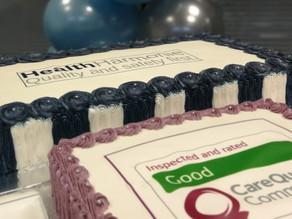 Celebrating Our CQC Success