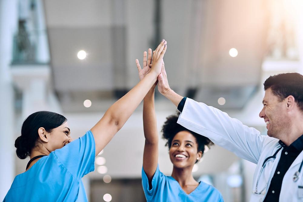 Medical Staff Teamwork