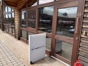 New Dermatology Clinic: Dunston Village