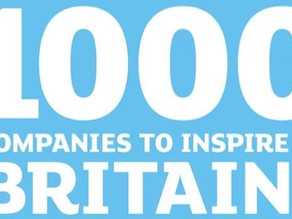 LSE's 1000 Companies To Inspire Britain List 2020