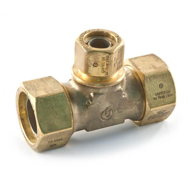 copper compression coupling