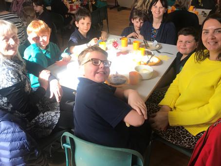 Miss Roberts' Class: Owain