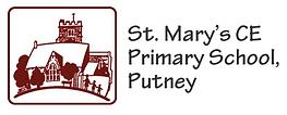 St Mary's Putney Logo