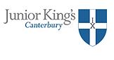 Junior King's Canterbury Logo