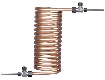 Sample Cooler Tube In Tube Lizheng Stainless Steel Tube