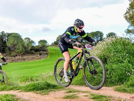 Un nouveau vélo pour Katja Montani