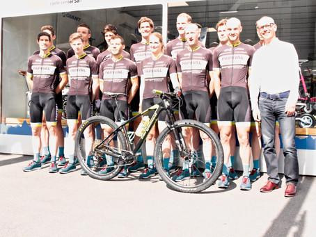 Présentation du Team Papival-Bergamont 2018