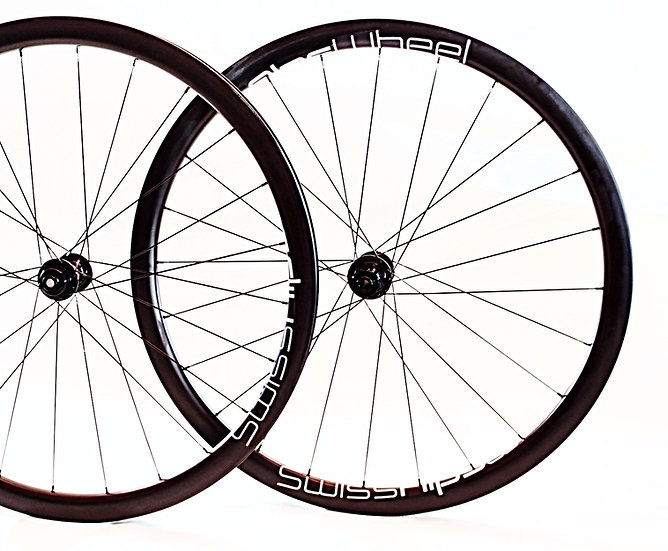 Rid' Disc Carbon Boyau Light Ceramic (la paire)
