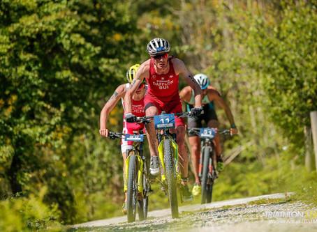 Xavier Dafflon décroche une seizième place aux championnats du monde de cross-triathlon ITU !