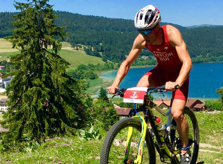 Champion Suisse et Top 5 au XTERRA Switzerland pour Xavier Dafflon !