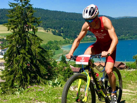 Champion Suisse et Top 5 au XTERRA Switzerland pour Xavier Dafflon !