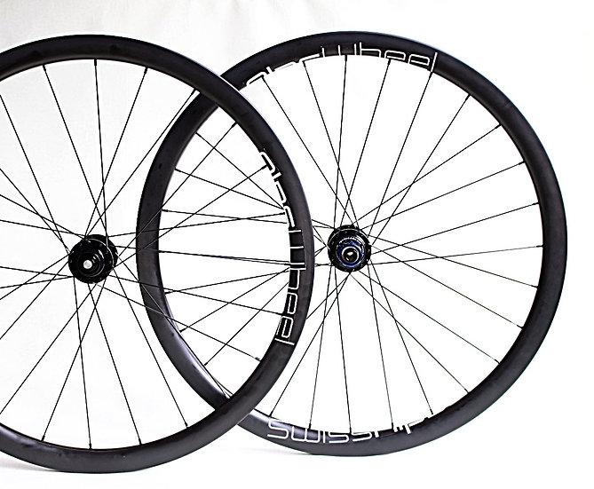 Rid' Disc 30/38 Carbon Boyau Light (la paire)