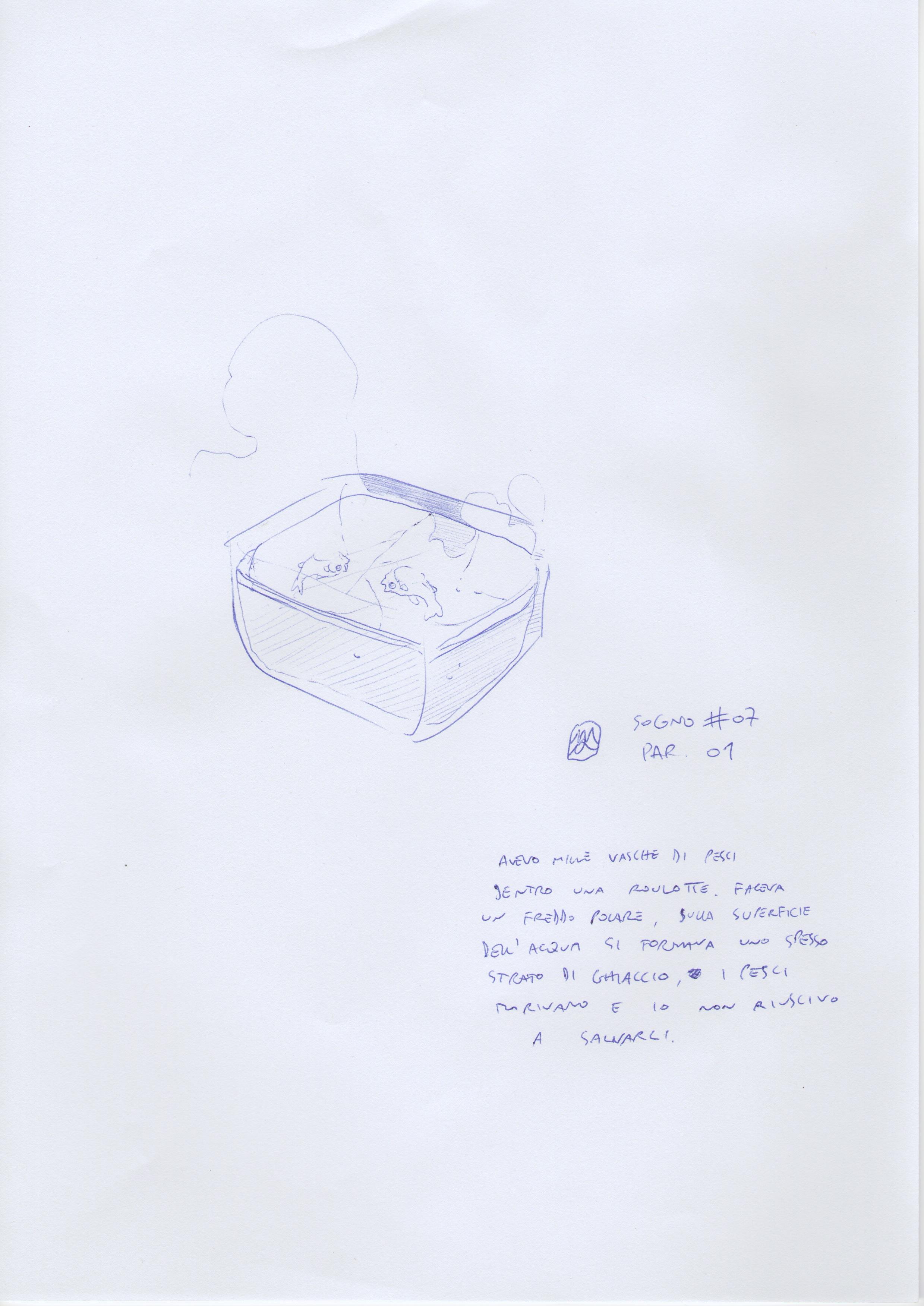 sogno07par01 - penna su carta - A4