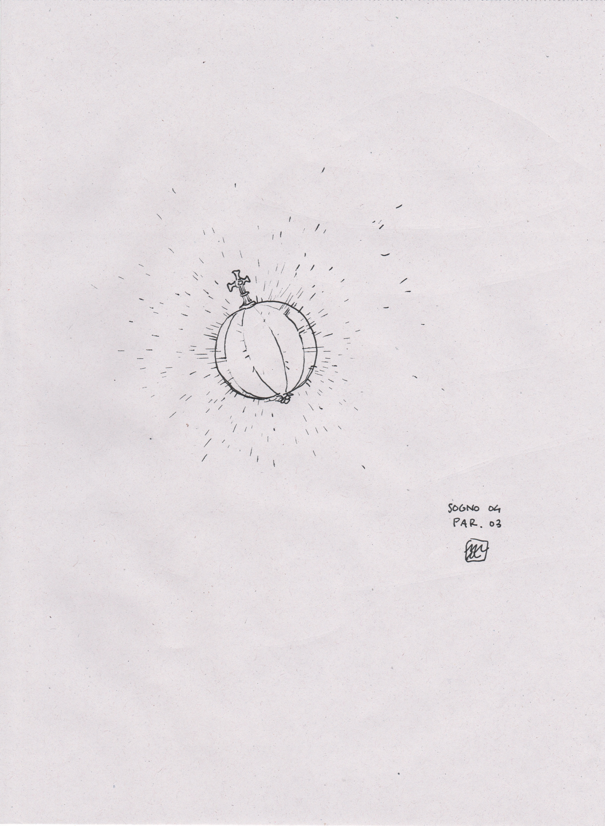 sogno04par03 - china su carta - A4
