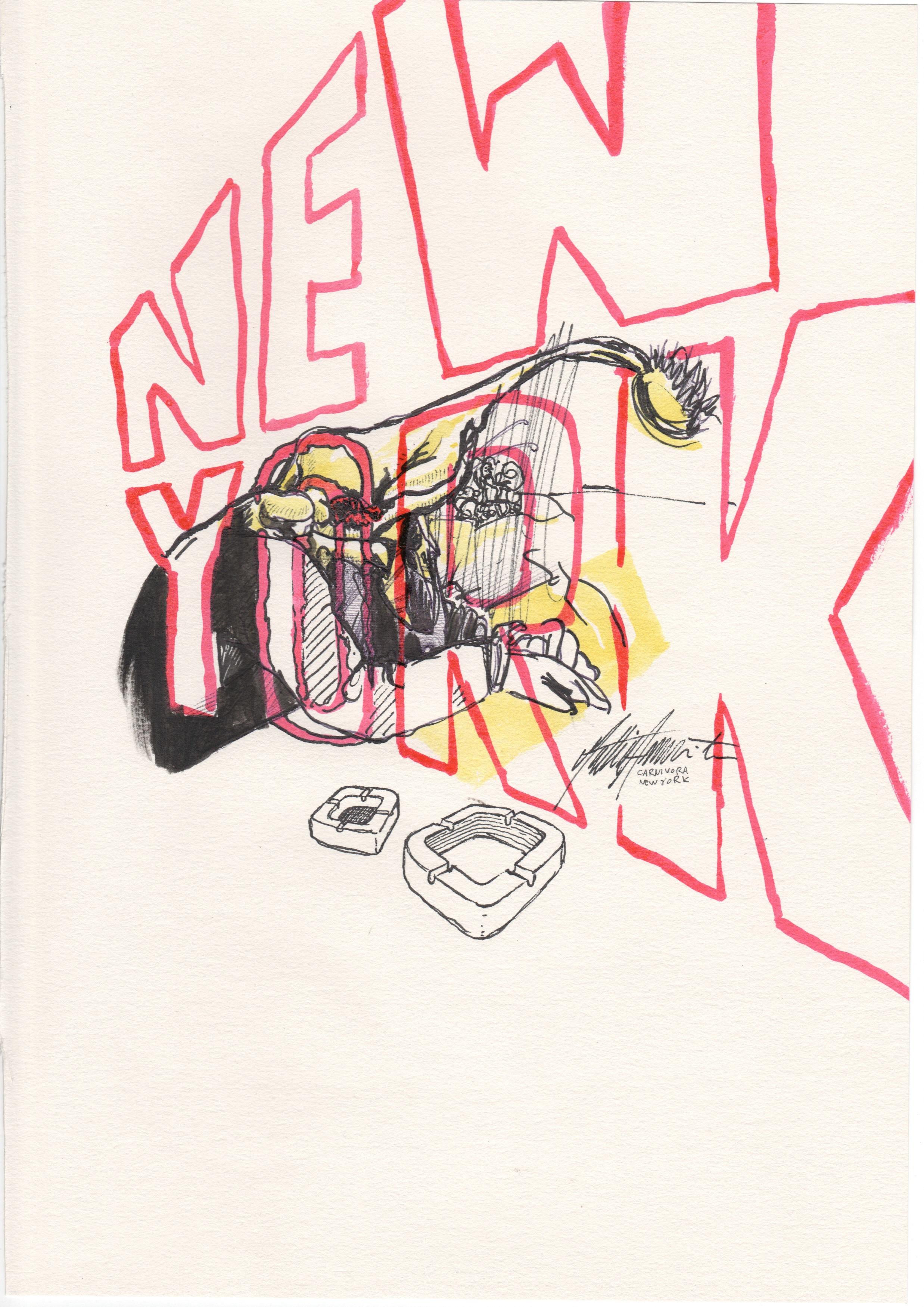 Carnivora New York