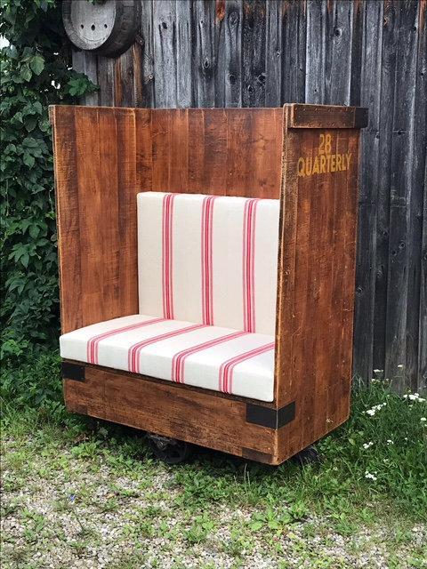 Sitzwagen / Sitzmöbel