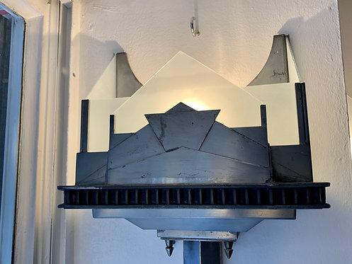 Wandlampe, Art Deco Leuchte