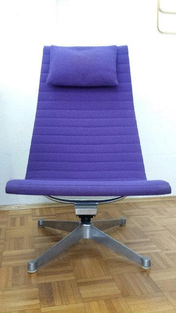 Eames Loungechair, Sessel EA 124