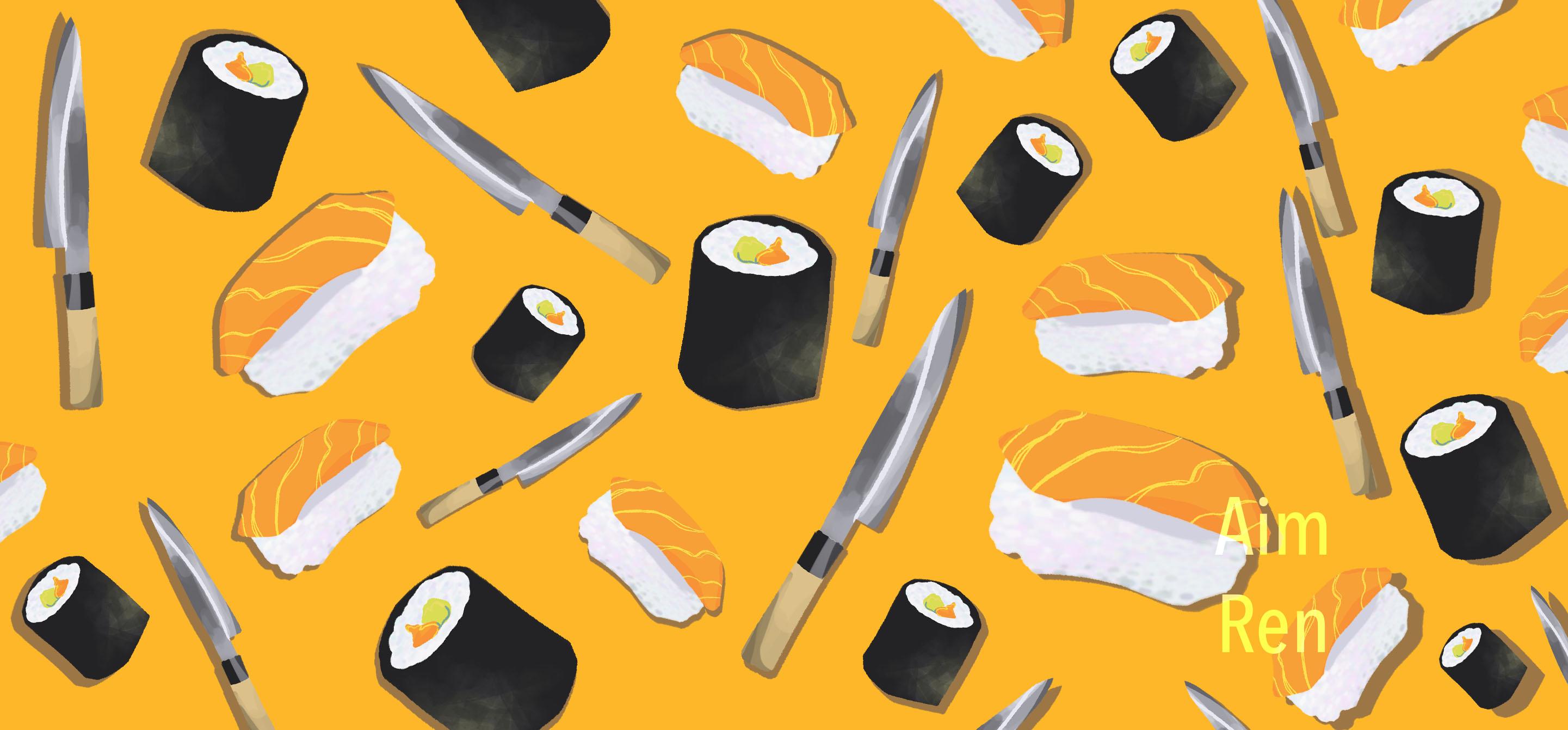 Sushi Twitter Header