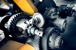 Cogwheels machinery , engineering and in