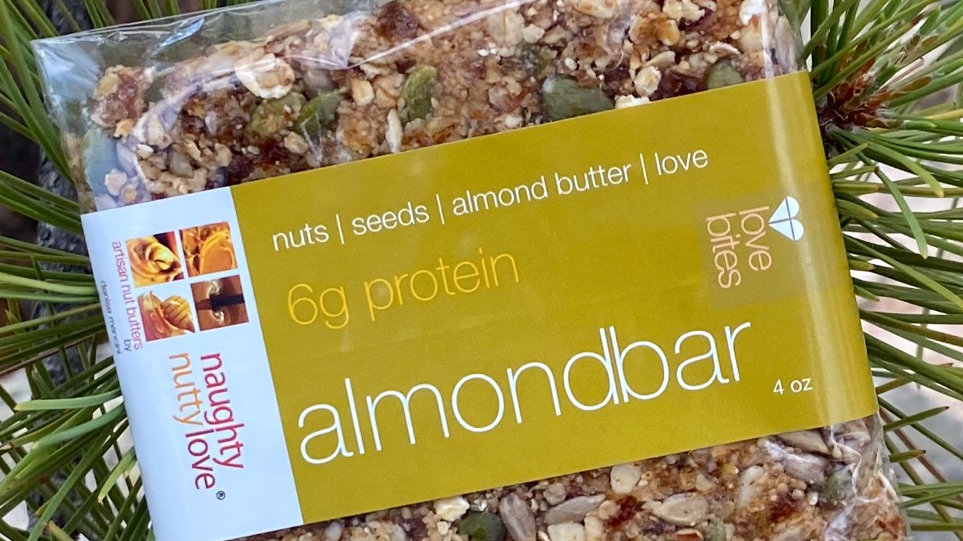 LoveBites Almond Bar