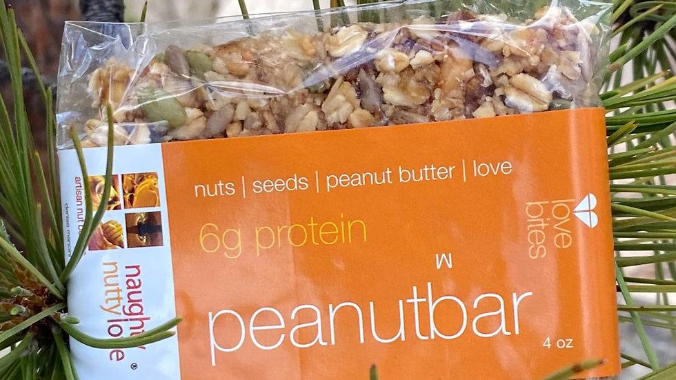 LoveBites Peanut Bar