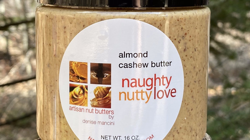 Almond Cashew Butter