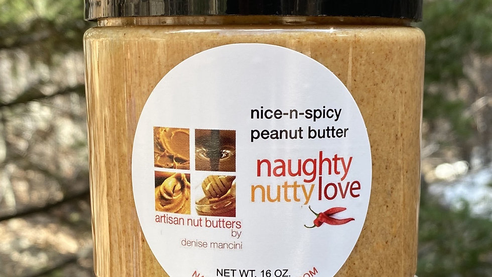 Nice-n-Spicy Peanut Butter