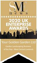 UK Enterprise Awards 2020 Logo
