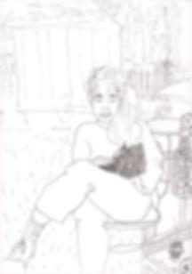 drawing sister