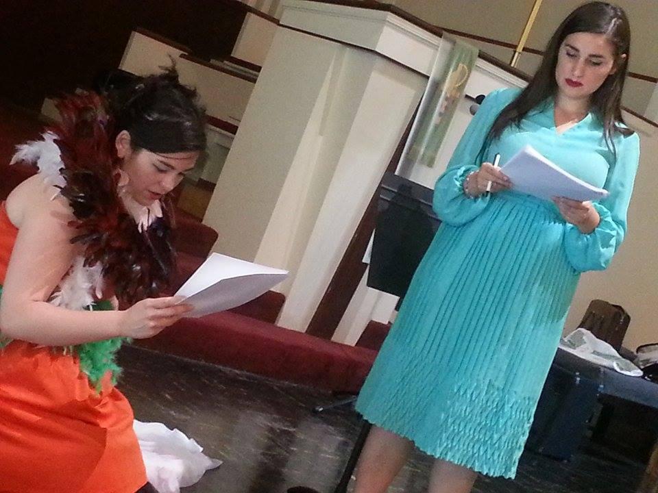 Alice in Rehearsal