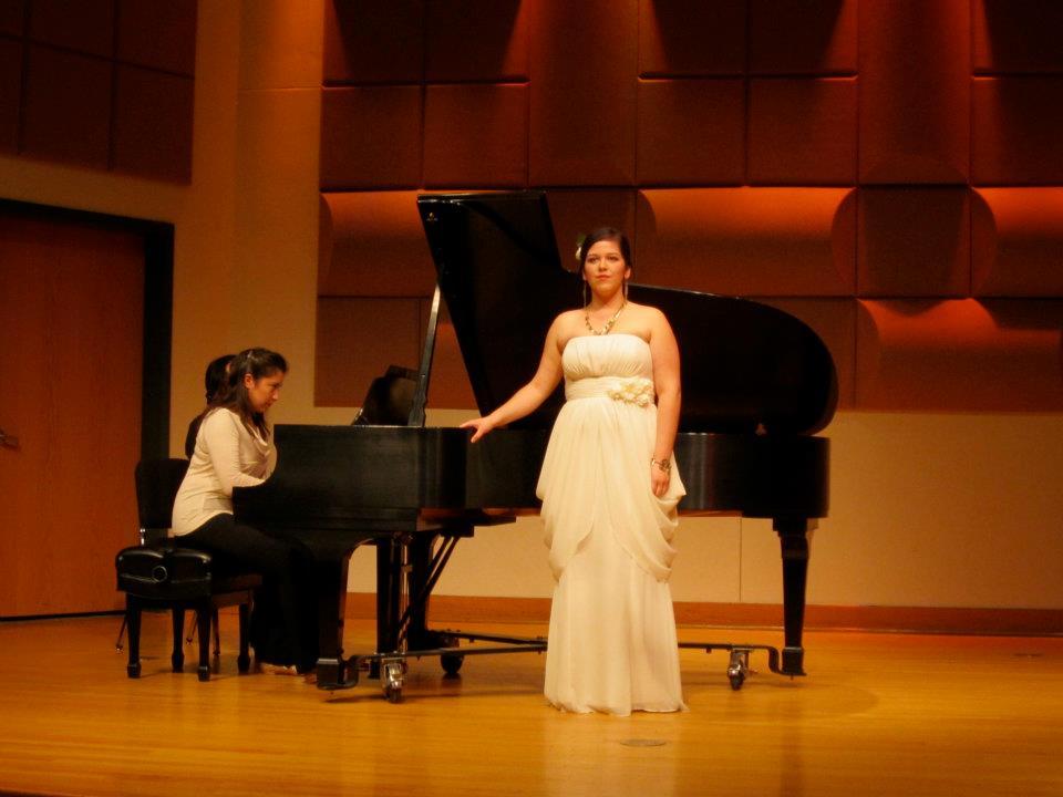 Masters' Recital