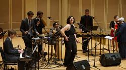 With Orquesta Escuela Vieja
