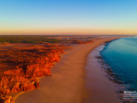 Broome, Cape Leveque & Starting the GIBB!