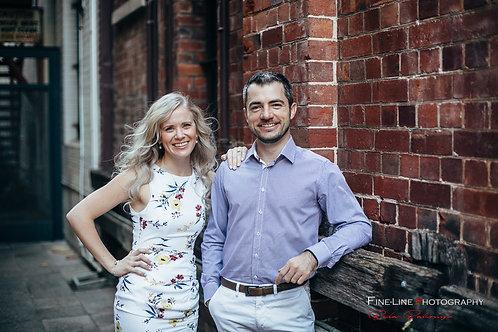 Couple's Photo Shoot