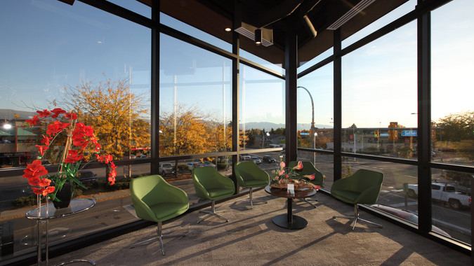 Business Office Rentals in Kelowna
