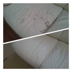 Leather Sofa Surface Restoration