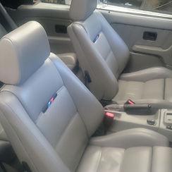 Restred BMW E30 Interior