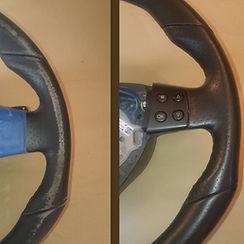 Leathe Steering Wheel Refurb