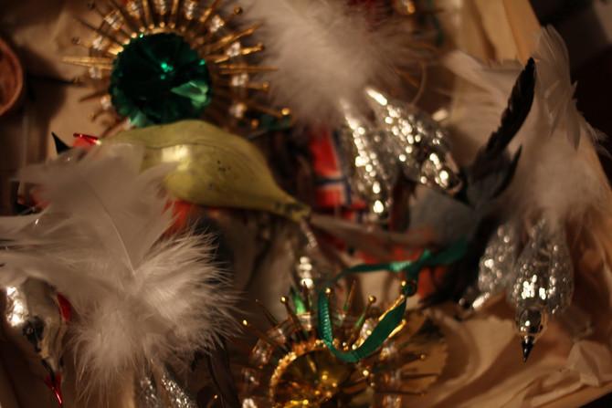 Julekort fra Tweeds