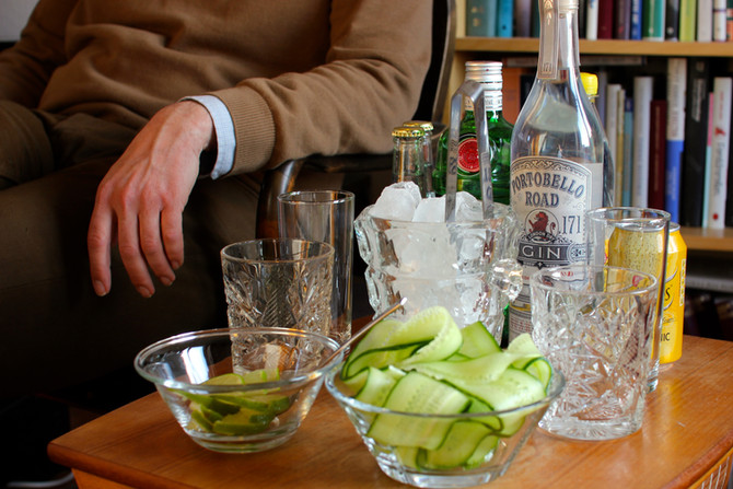 Evig gin o'clock